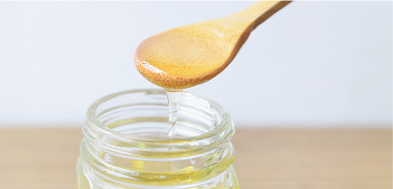 ホタルの谷のやさしい蜂蜜 画像